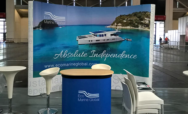 Eco Marine Global Referenz Messe