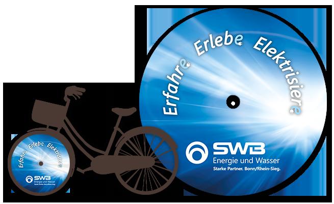 Stadtwerke Bonn E-Mobilität Referenz Radscheibe